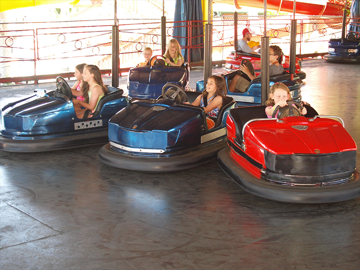 A picture of Bumper Cars